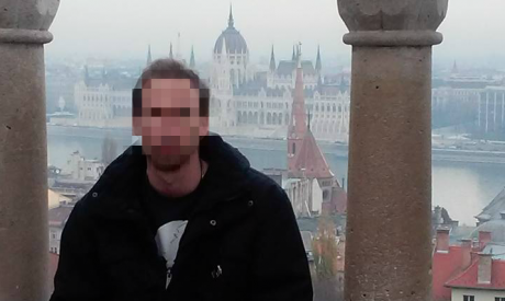 Jag i budapest 2015
