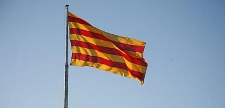Kataloniens fana, Senyera.