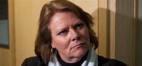 Åklagaren Elisabeth Brandt.