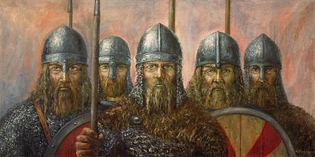 Proto-stater skapades av män som var redo att bruka våld för att försvara sitt territorium.