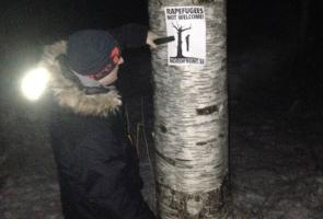 Fortsatt kamparbete i Luleå