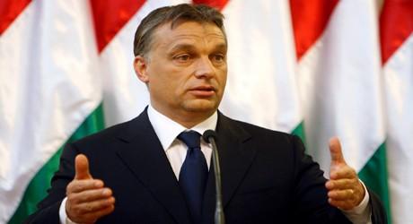 Victor Orbán.