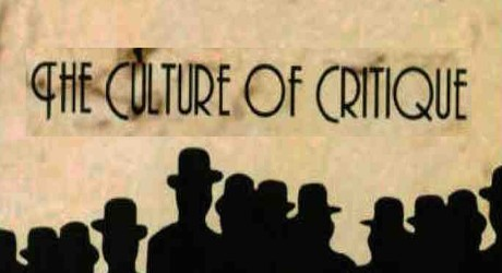 Kritikkulturen av Kevin MacDonald.