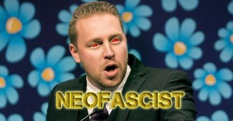 mattias karlsson neofascist