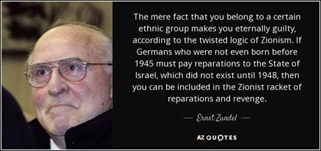 Zundel quote