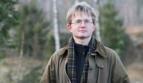 Lars Wilderäng - bloggare och författare som ligger bakom avslöjandet.