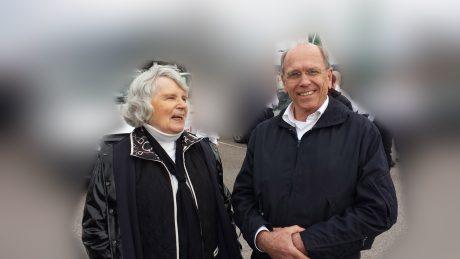 Vera Oredsson och Christian Hamilton.