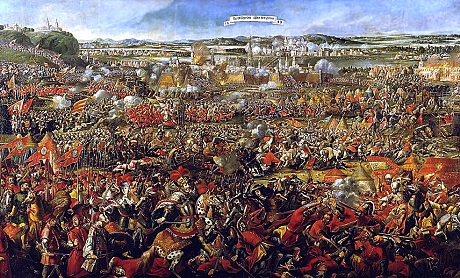 Slaget vid Wiens portar, 11 september 1683
