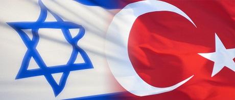 Israel och Turkiet - Två länder som har mer gemensamt än en vilja att försöka styra de europeiska folkens öde.