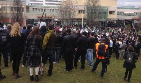 folksamling torget