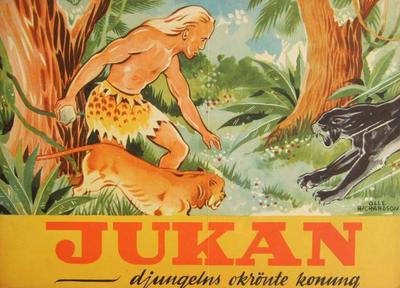 Jukan, ett svenskt julalbum från 1951.