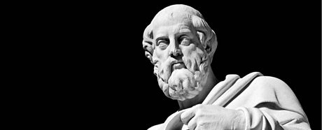 Platon staty
