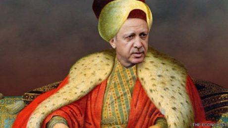 """Erdogan använder """"statskuppen"""" för att ytterligare utöka sin personliga makt."""