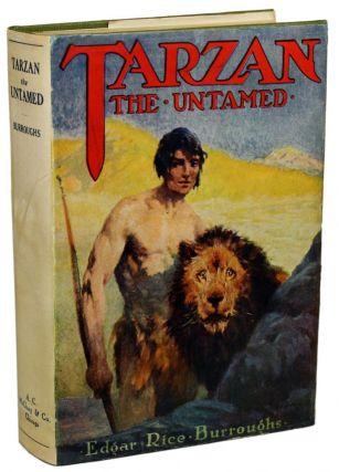 Boken som fick hela Tyskland att bojkotta Burroughs Tarzanböcker.