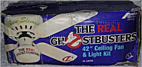 En av mängden märkliga saker med Ghostbustersanknytning, en takfläkt.