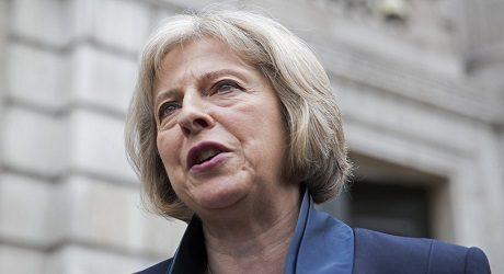 Theresa May, Storbritanniens nya premiärminister.