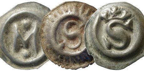 Mynt präglade i Söderköping.