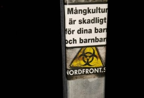 Klistermärkesuppsättning i Borlänge