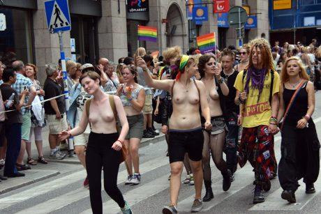Kampen mot patriarkatet måste föras så naken som möjligt.