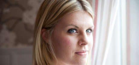 """Grunadaren av """"Föreningen Tillsammans"""", Emma Blomdahl."""