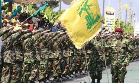 Soldater från Hizbollah
