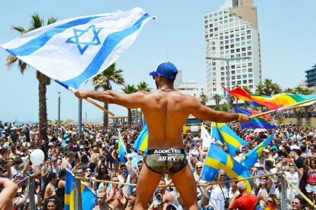 Tel Aviv, 2 augusti 2016.