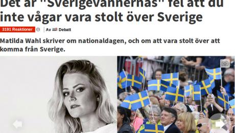 Sverigehatarna, svenskhatarna och hatarna av vita män män