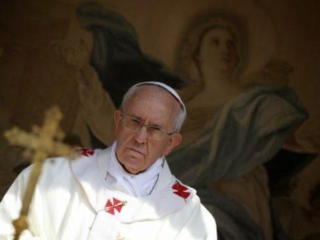 Påven, navet i den världsomfattande satanistbarnmördarsekten?