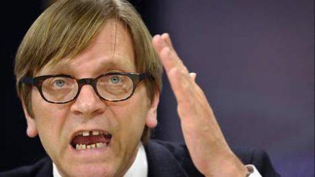 "Endast ""mer Europa"" kan besegra Europas nationalister, enligt Guy Verhofstadt."