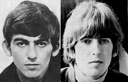 George Harrison, samme person eller?