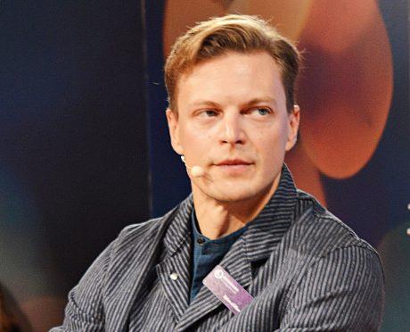 Journalisten Björn af Kleen - hetsare mot Nordiska motståndsrörelsen och grindvakt för judisk makt-eliten.