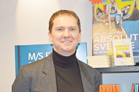 Nya tiders chefredaktör Vavra Suk. Foto: Nordfront.se
