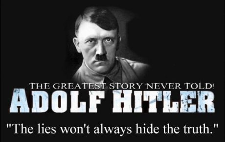 Dennis Wise dokumentär om Adolf Hitler har delats flitigt i USA.