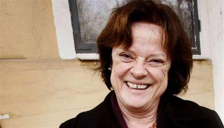 Cecilia Hagen, barnbarns barn till Karl Otto Bonnier, vill utrota meningsmotståndare med gift.