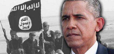 Obama bombar Syriska Armén och IS framrycker 7 minuter senare.