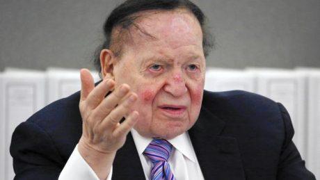 Den judiske miljardären Sheldon Adelson vill inte längre lägga sina pengar på Trump.