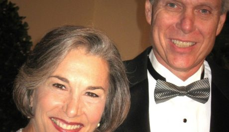 "Huvudfiguren Robert Creamer med sin judiska fru, politikern Janice ""Jan"" Schakowsky."