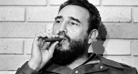 Fidel Castro, 1974.