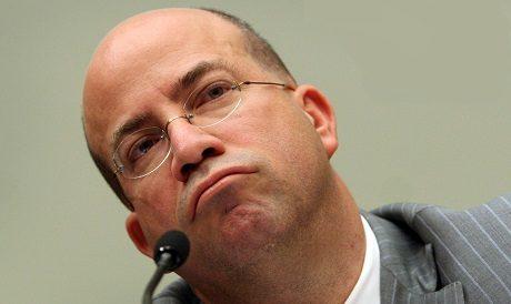 Trump kallade CNN:s judiske chef James Zucker för lögnare inför alla på mötet.