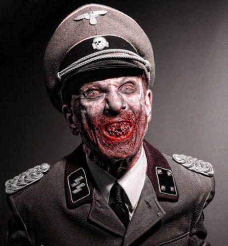 """Det kanske är så här Arnstad ser """"nazister""""?"""