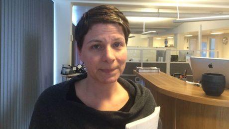 Jenny Petersson från Norran.