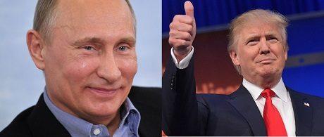 President Vladimir Putin tycks inte vara ensam i Ryssland om att glädjas åt Donald Trumps seger i USA:s presidentval.