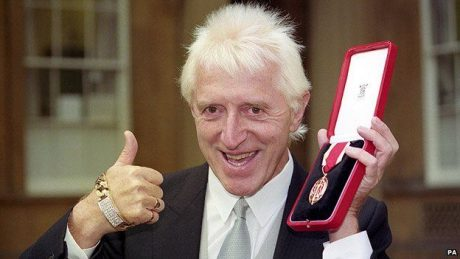 Jimmy Savile.