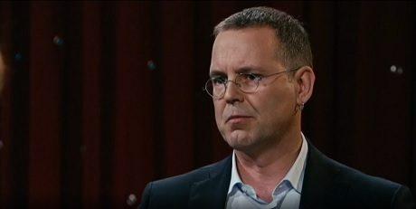 En ångerfull Anders Borg gör avbön för migrationsuppgörelsen i SVT.