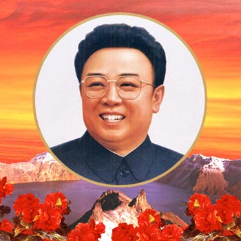 Kim Jong Il, media goes bananas.