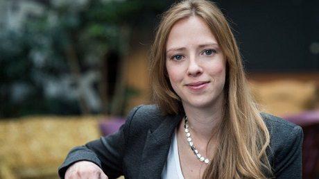 Miljöpartisten Åsa Lindhagen.