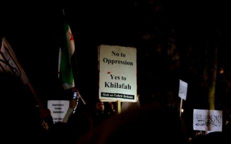 """""""Nej till förtryck - ja till kalifat!"""""""