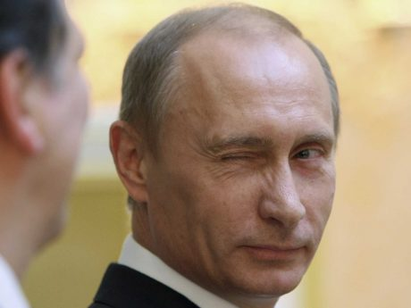Vladimir Putin, verklighetens Dr. Evil?