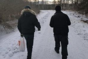 Upplysningsarbete i Hudiksvall