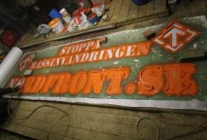Banderolltillverkning i Luleå